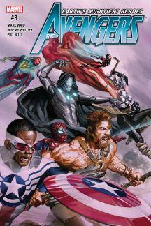 Avengers (2016) #8