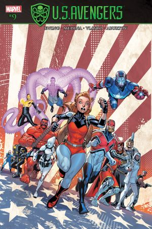 U.S.Avengers #9