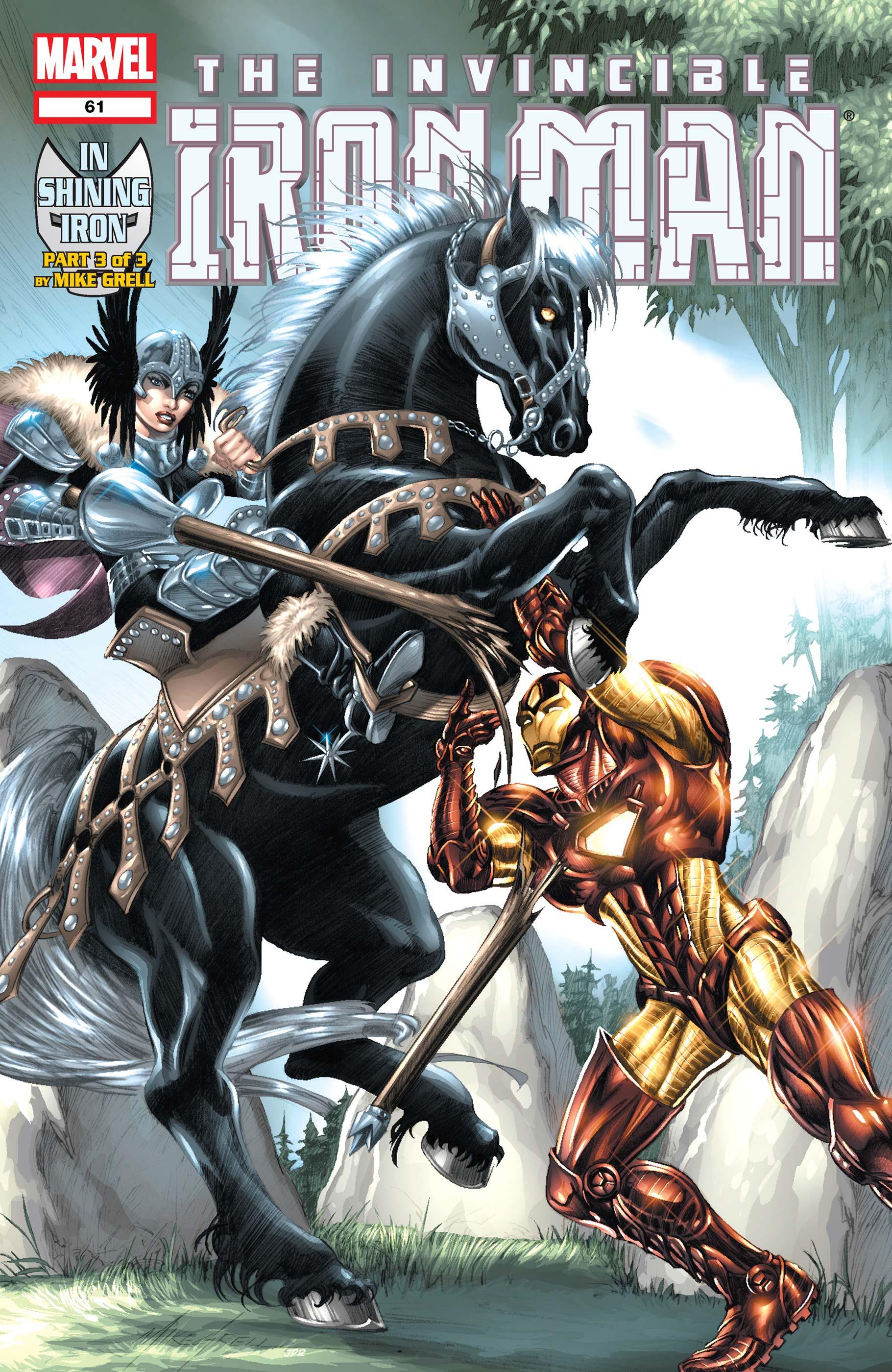 Iron Man (1998) #61