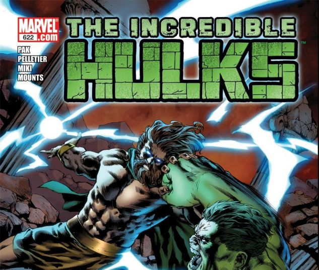 Incredible Hulks #622