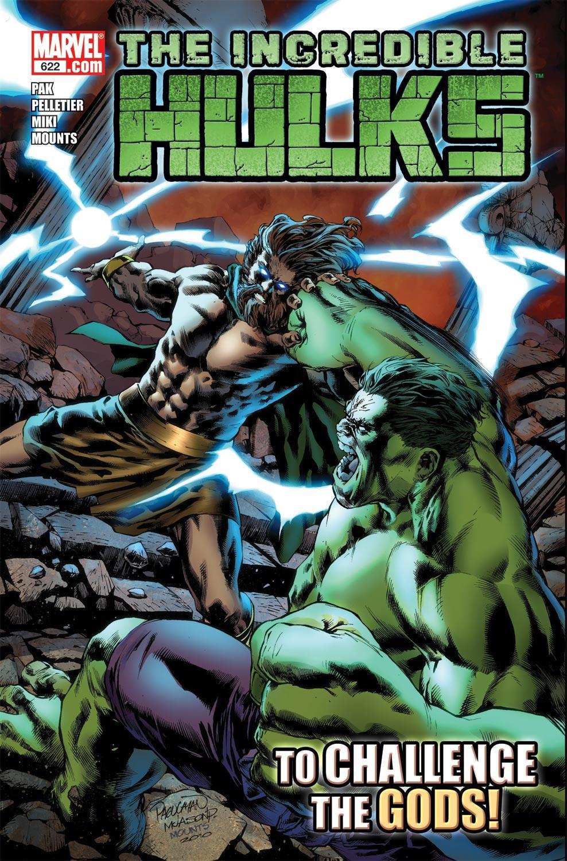 Incredible Hulks (2009) #622