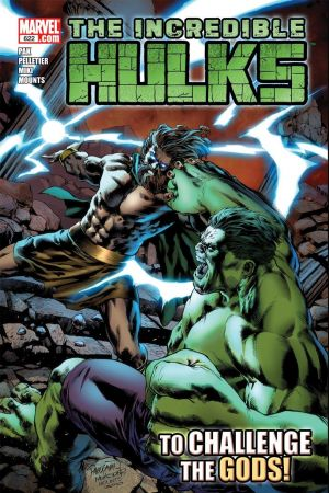 Incredible Hulks (2010) #622