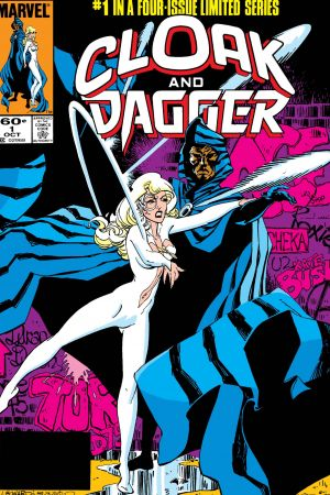 Cloak and Dagger (1983) #1
