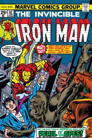 Iron Man #82
