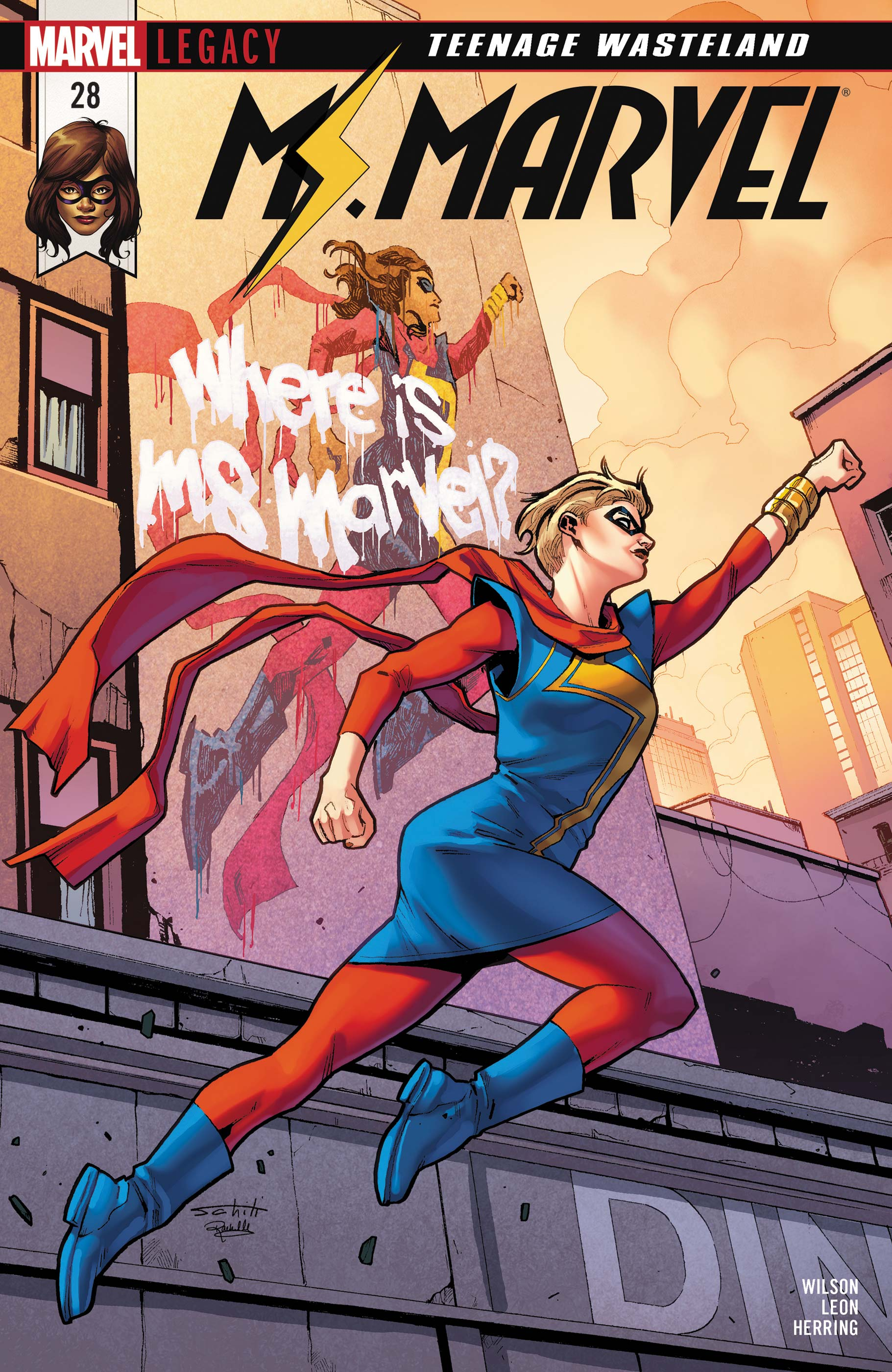 Ms. Marvel (2015) #28