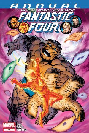 Fantastic Four Annual (2012) #33