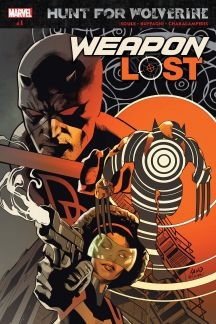 Hunt for Wolverine: Weapon Lost #1