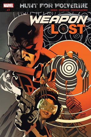 Hunt for Wolverine: Weapon Lost (2018) #1