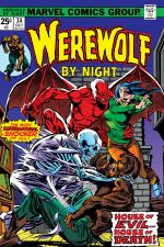 Werewolf By Night (1972) #34 cover