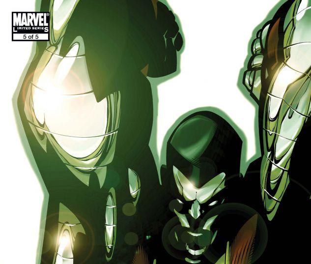 X-Men: Colossus Bloodline (2005) #5
