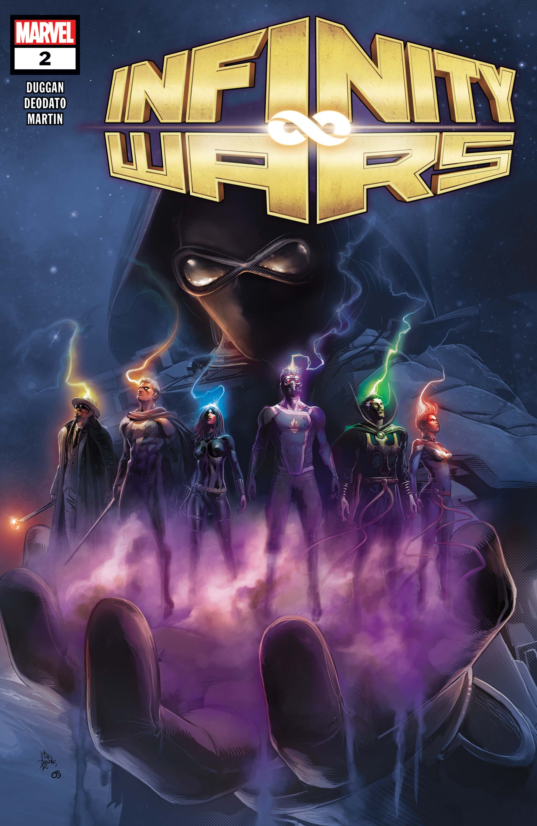 Infinity Wars (2018) #2