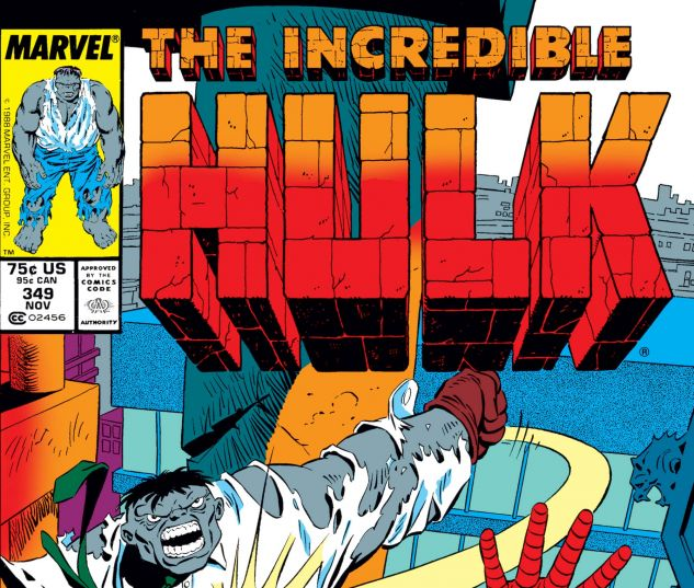 Incredible Hulk (1962) #349