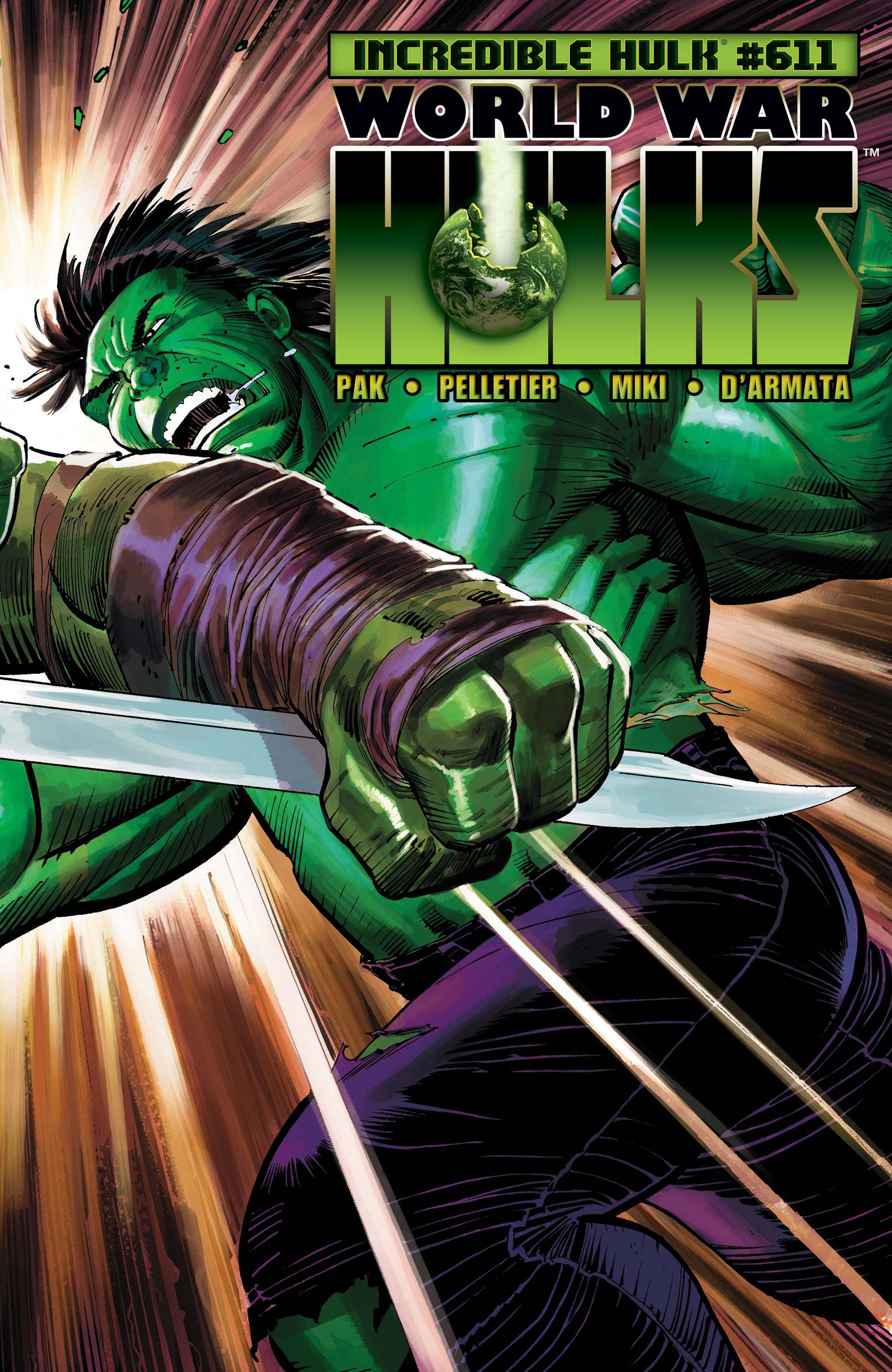 Incredible Hulks (2010) #611