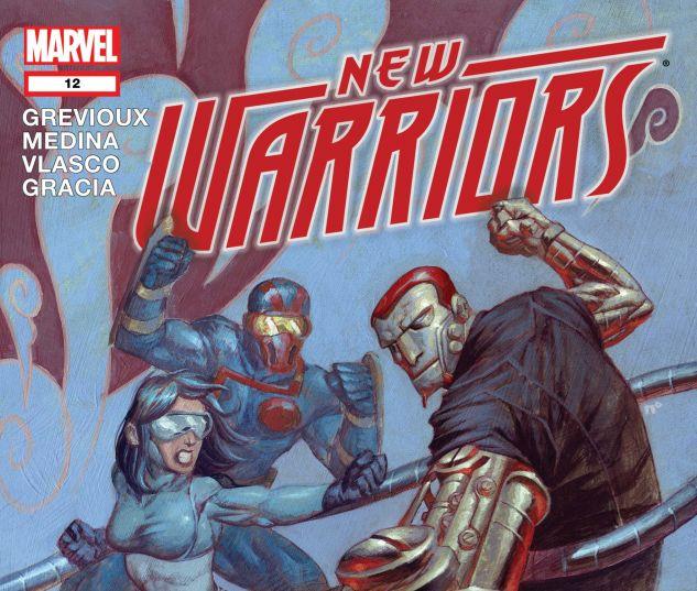 New Warriors (2007) #12