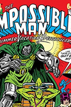 Impossible Man Summer Spectacular (1990)
