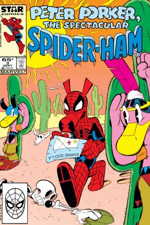 Peter Porker, the Spectacular Spider-Ham (1985) #3
