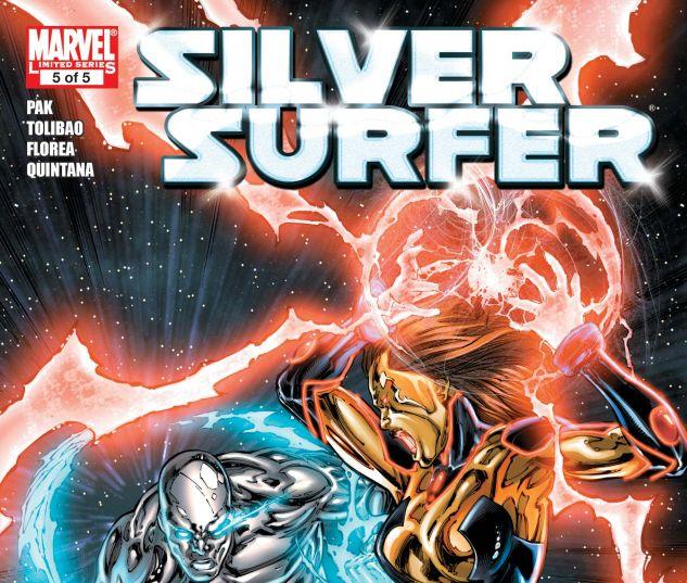 SILVER SURFER (2010) #5