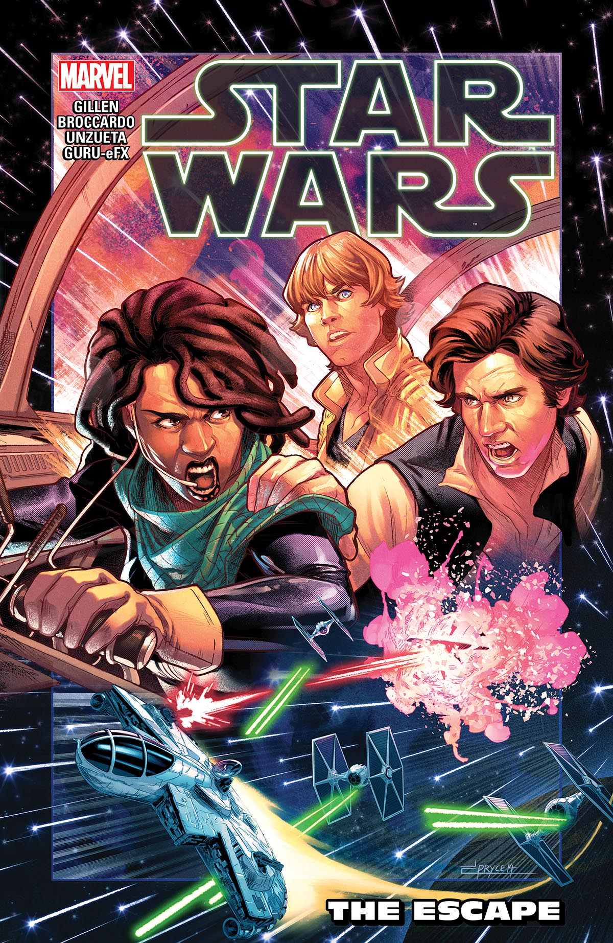Star Wars Vol. 10: The Escape (Trade Paperback)