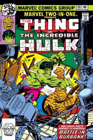 Marvel Two-in-One (1974) #46