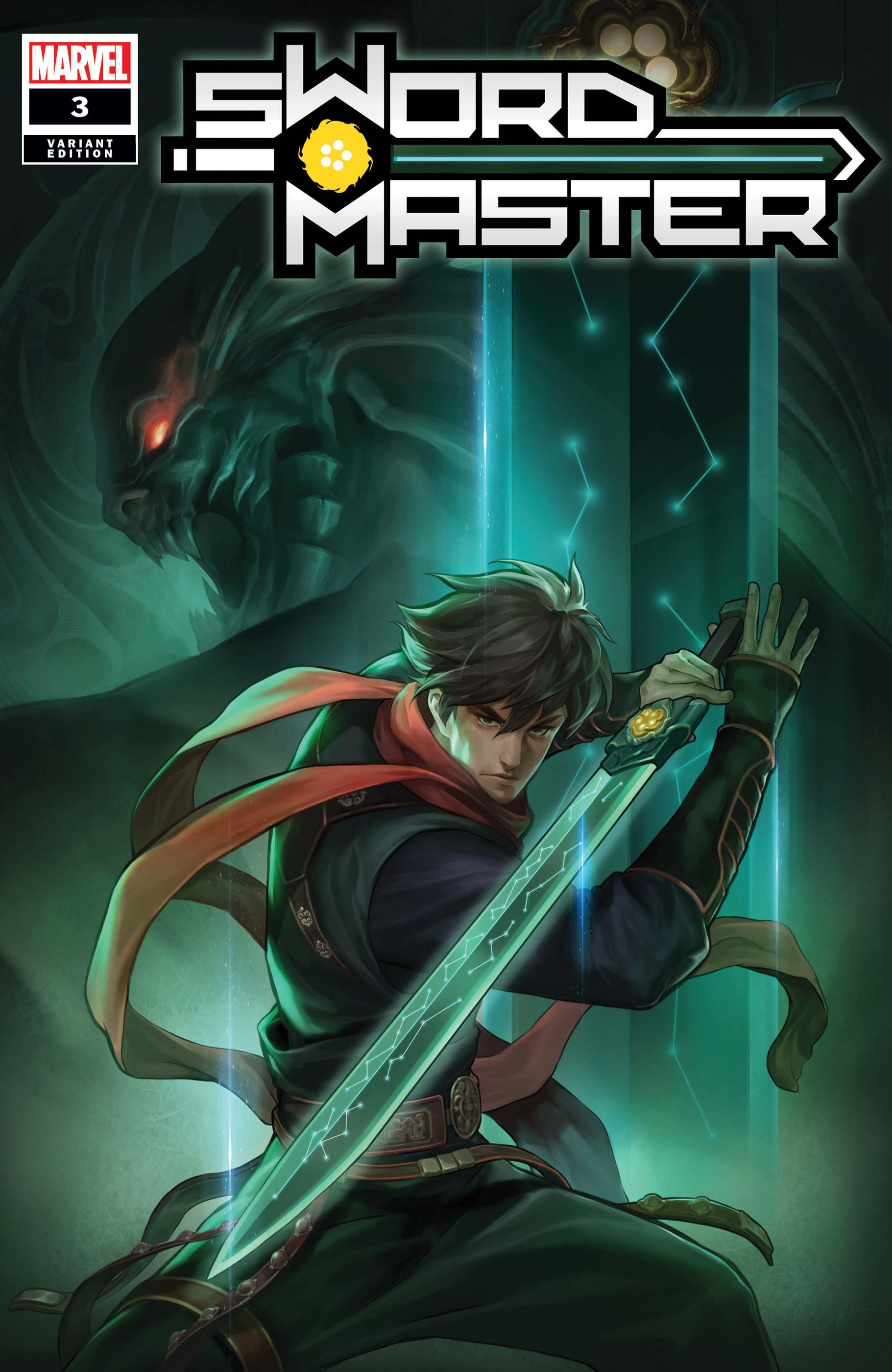 Sword Master (2019) #3 (Variant)