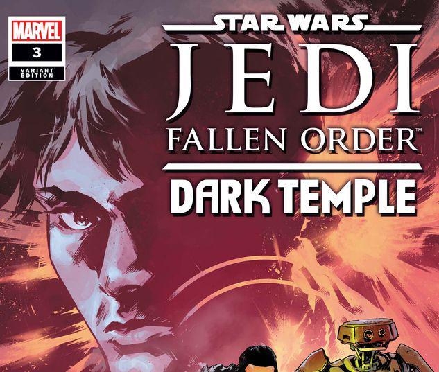 Star Wars: Jedi Fallen Order - Dark Temple #3