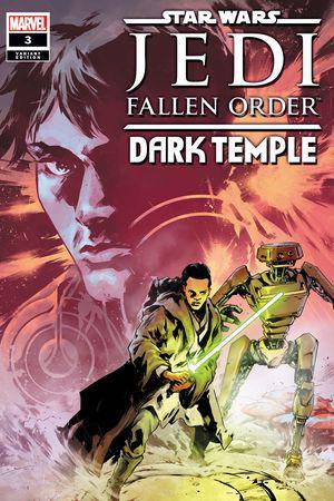 Star Wars: Jedi Fallen Order - Dark Temple (2019) #3 (Variant)