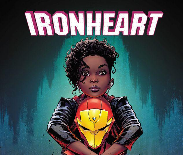 IRONHEART: RIRI WILLIAMS GN-TPB #1
