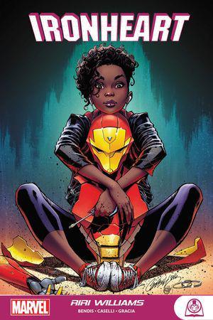 Ironheart: Riri Williams (Trade Paperback)