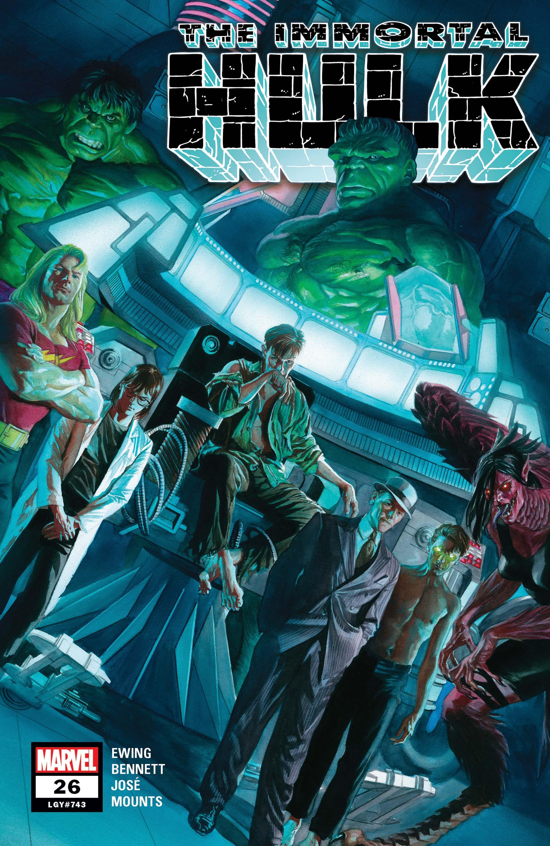 Immortal Hulk (2018) #26