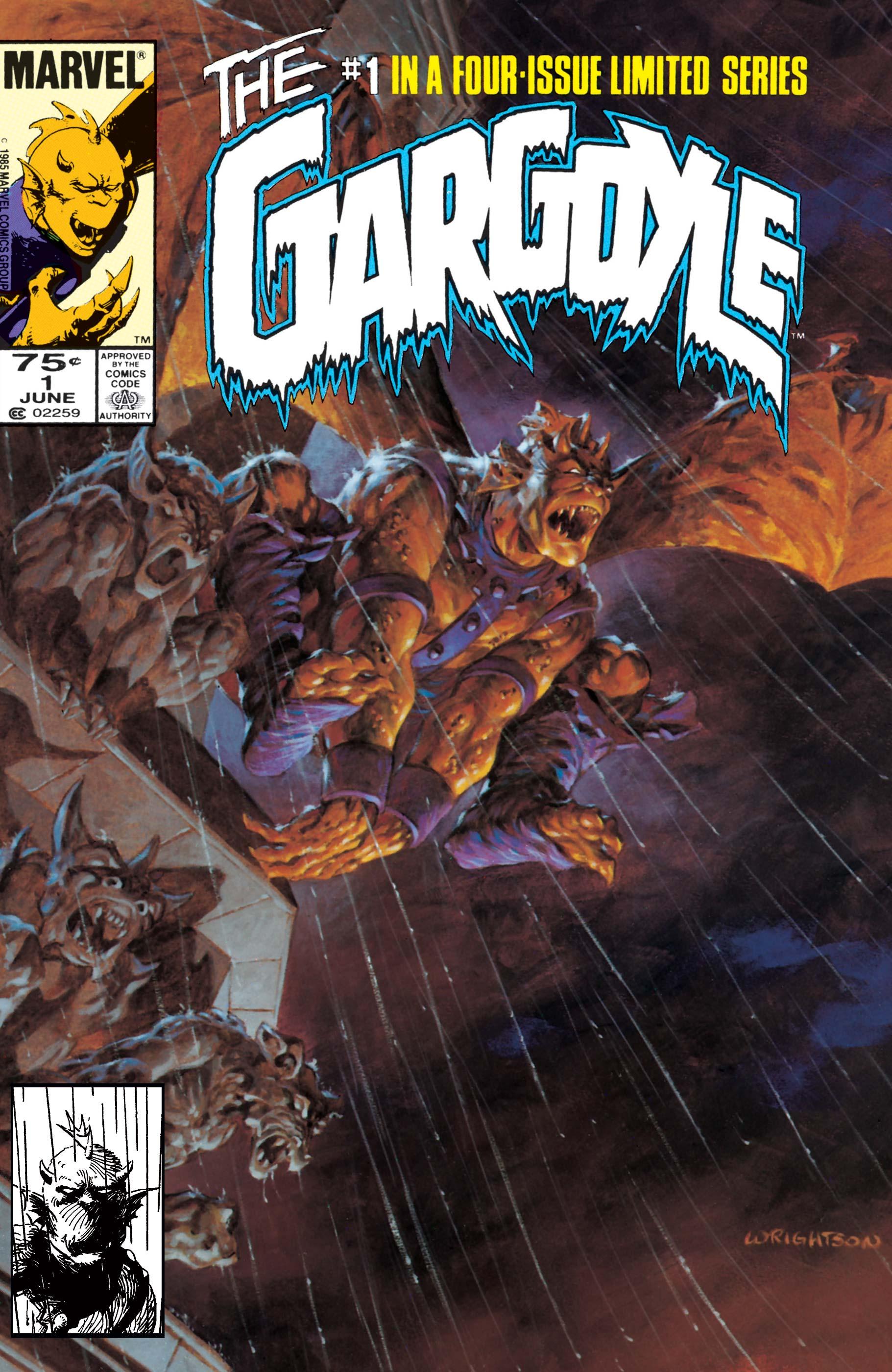 Gargoyle (1985) #1