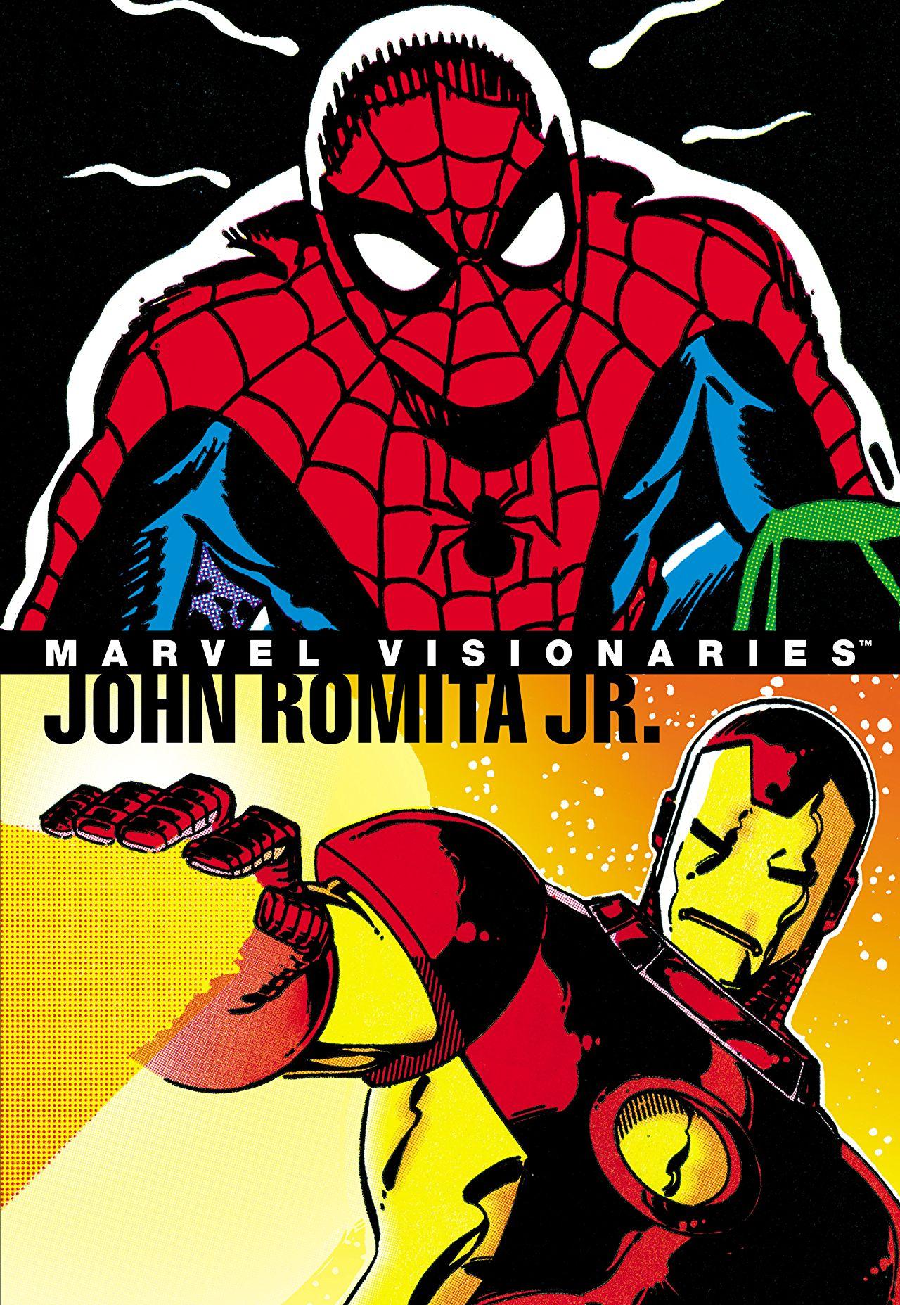 Marvel Visionaries: John Romita Jr. (Trade Paperback)