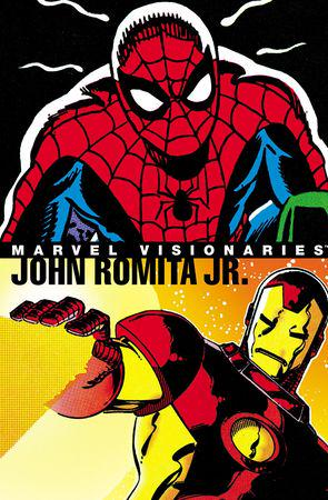 Marvel Visionaries: John Romita Jr. (Trade Paperback)