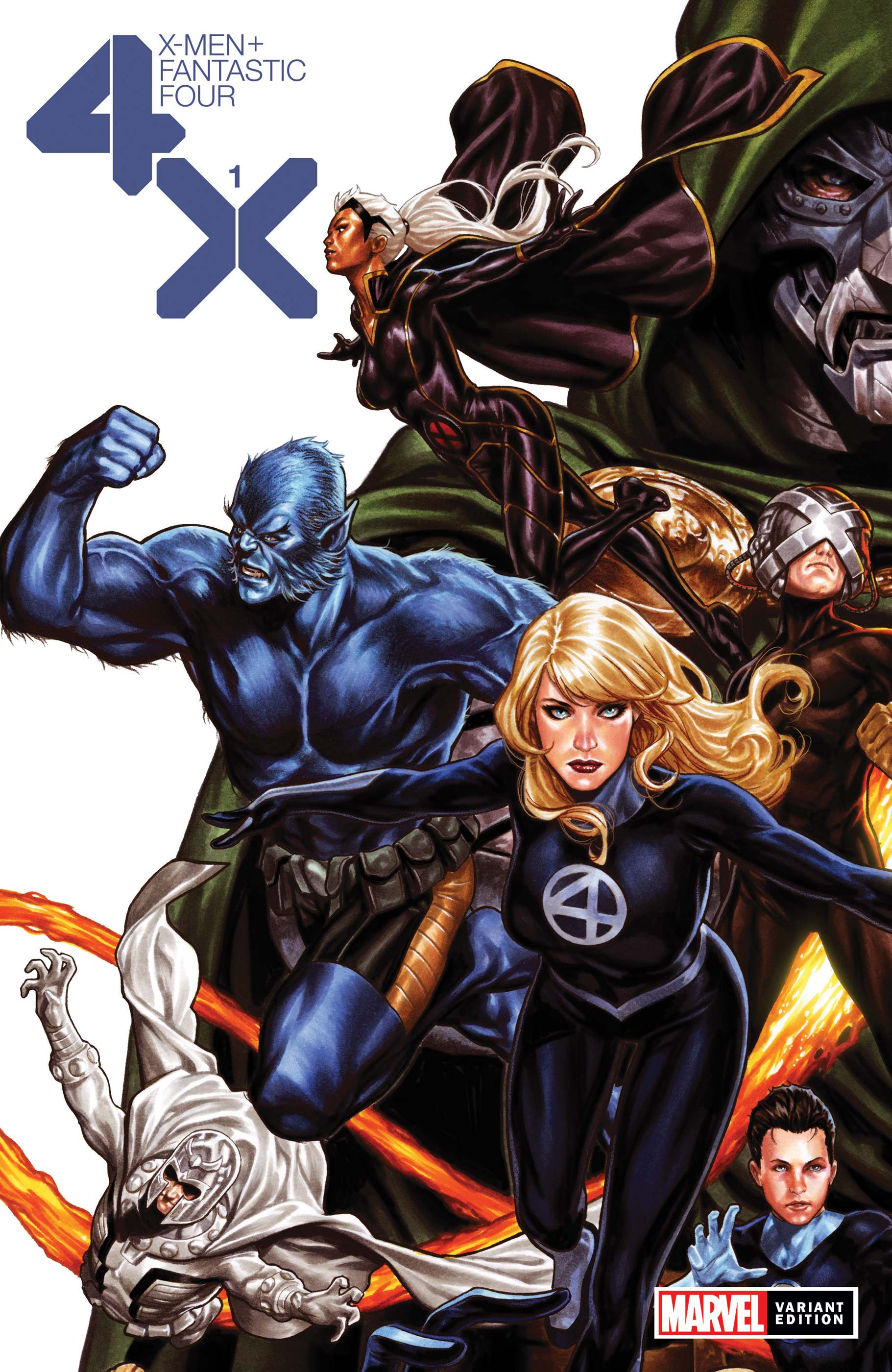 X-Men/Fantastic Four (2020) #1 (Variant)
