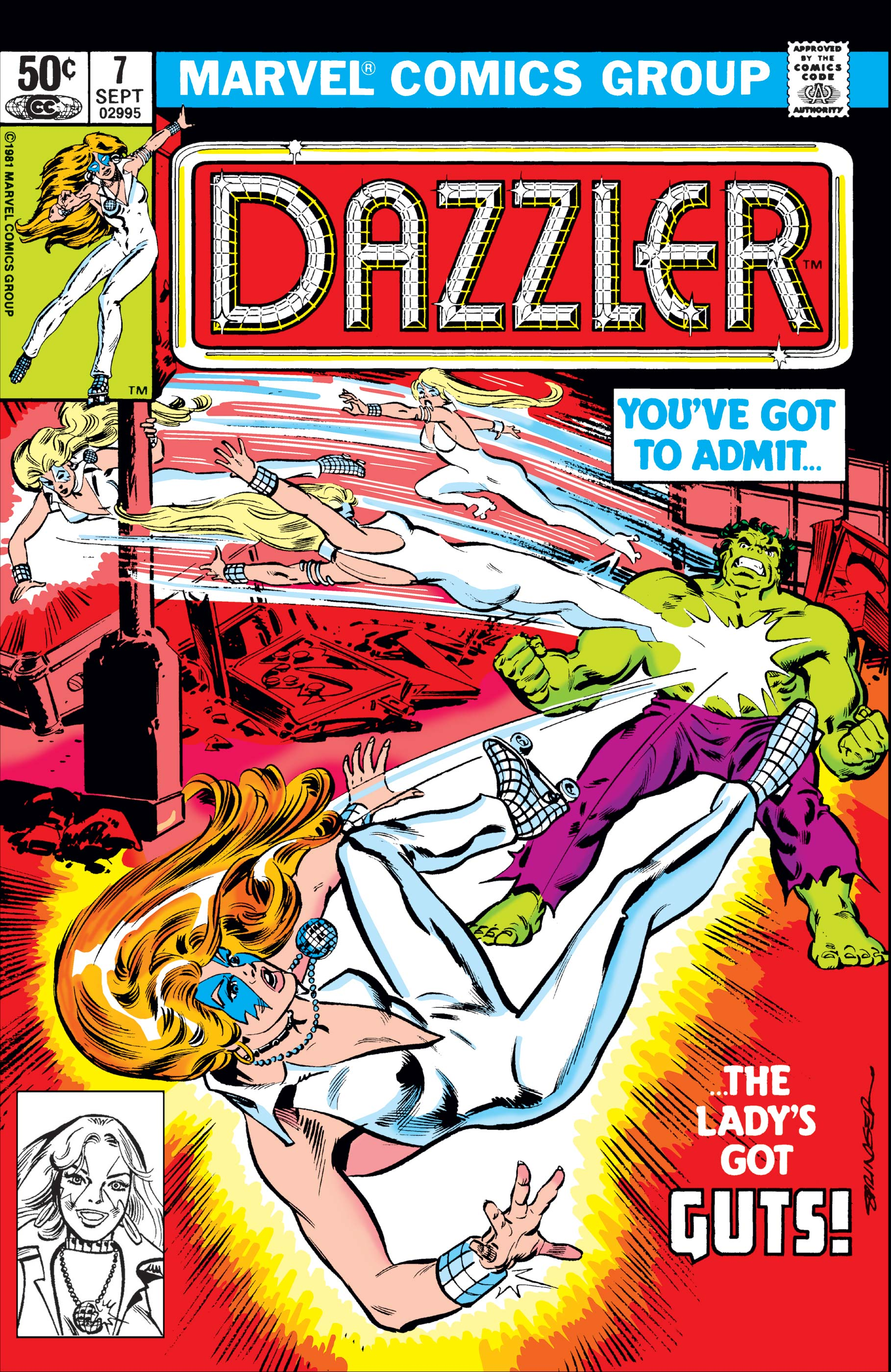 Dazzler (1981) #7