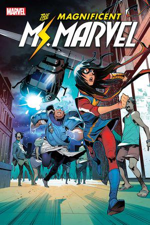 Magnificent Ms. Marvel (2019) #16