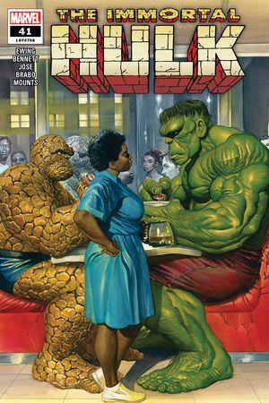 Immortal Hulk #41