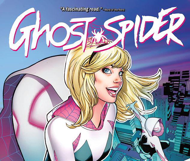 GHOST-SPIDER VOL. 2: PARTY PEOPLE TPB #2