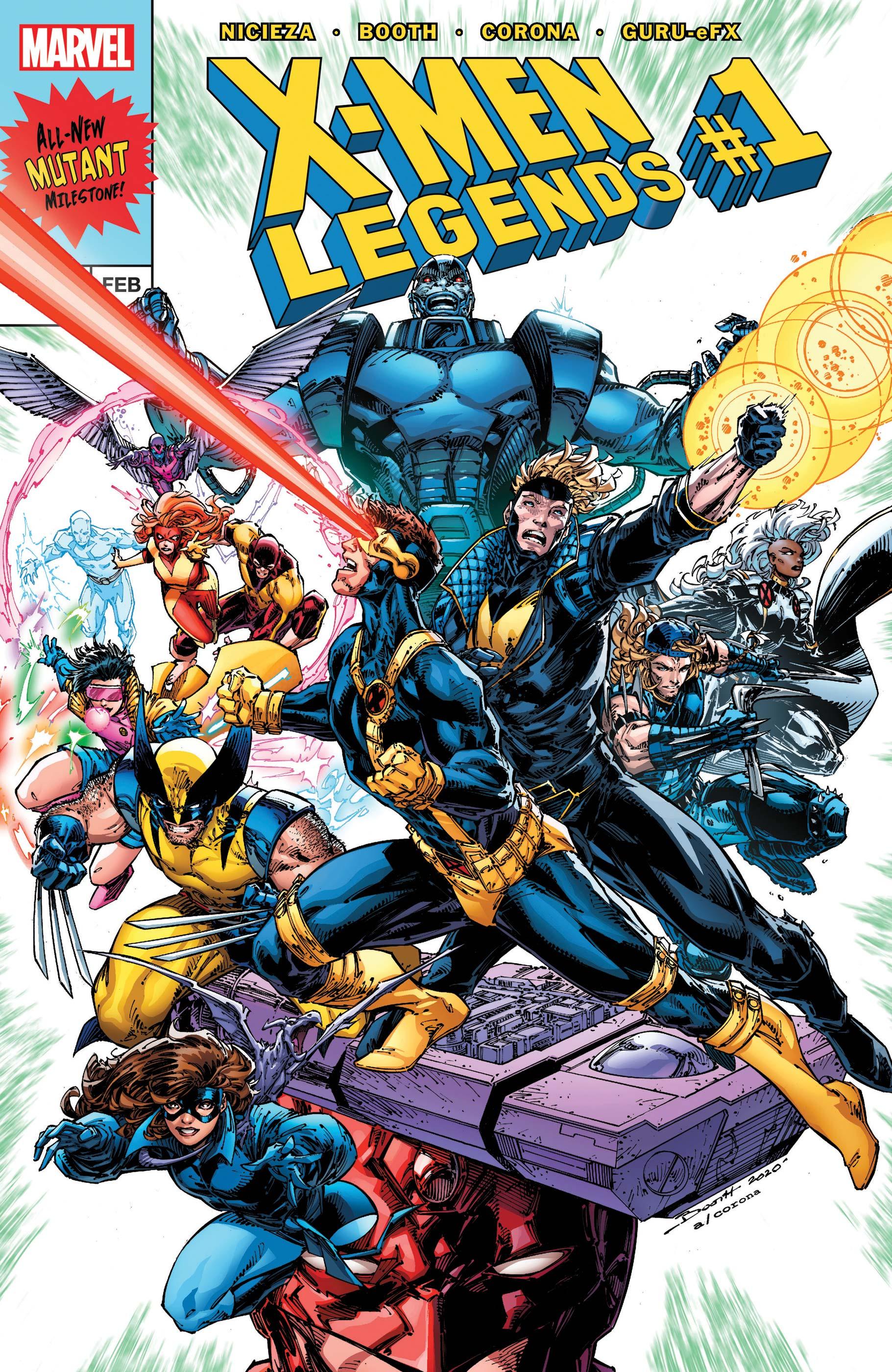 X-Men Legends (2021) #1