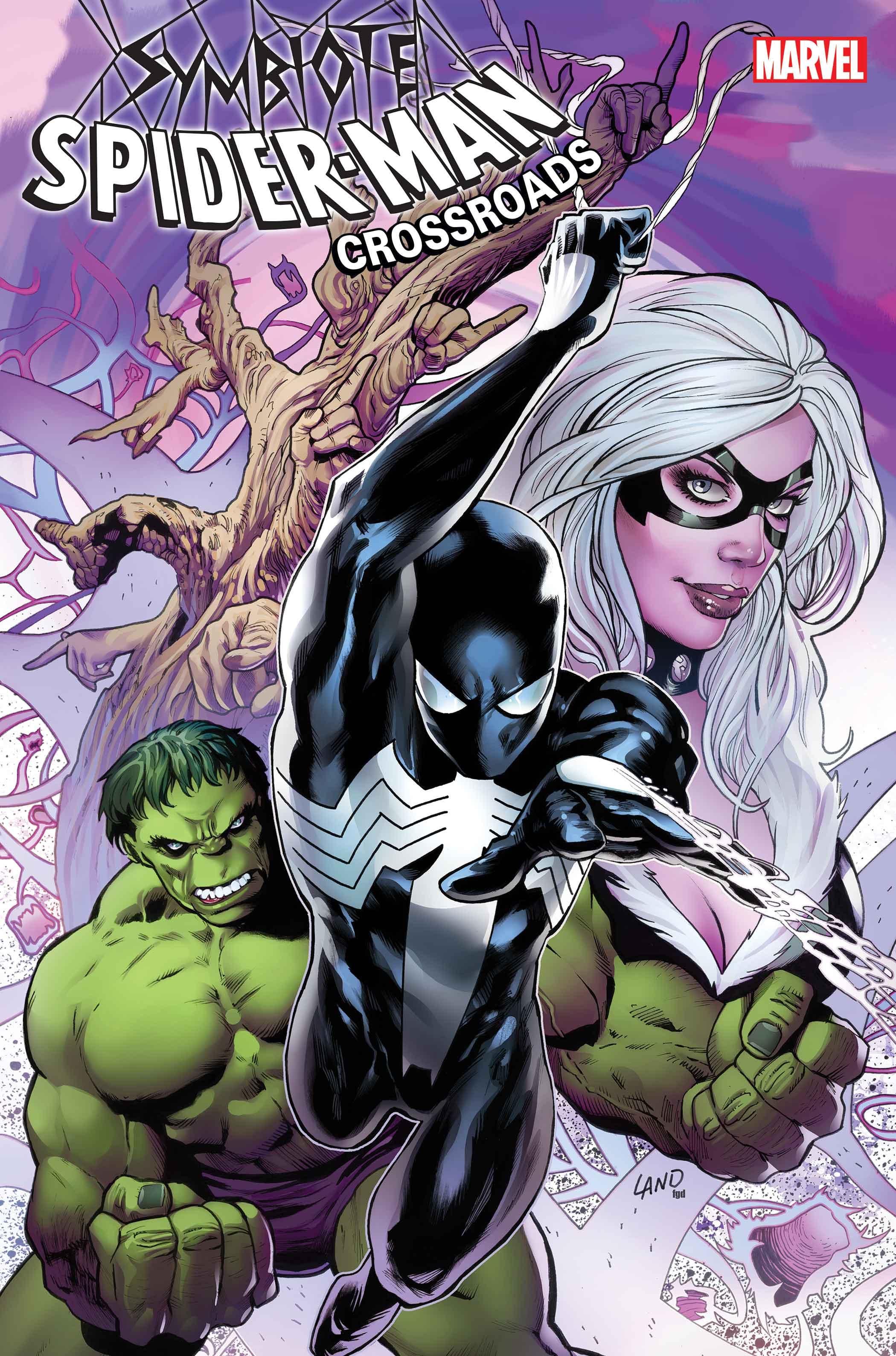 Symbiote Spider-Man: Crossroads (2021) #1
