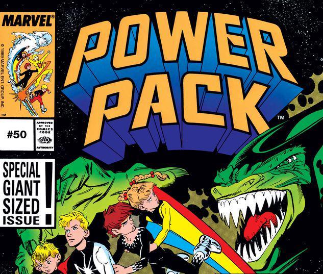 Power Pack #50