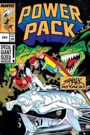 Power Pack (1984) #50