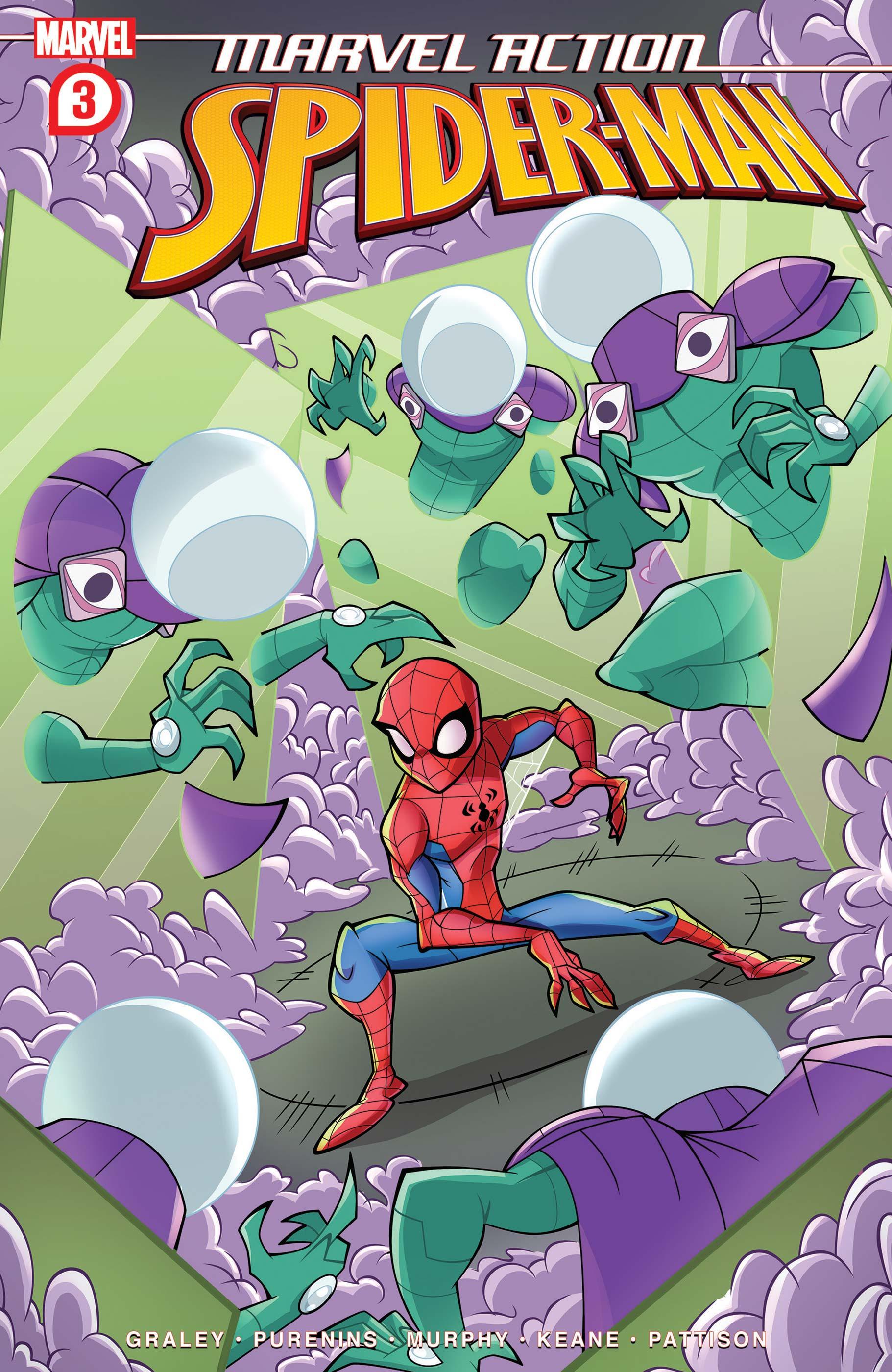 Marvel Action Spider-Man (2021) #3