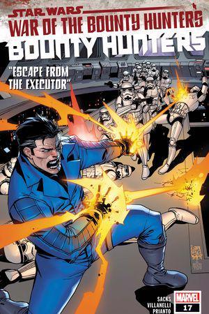 Star Wars: Bounty Hunters #17