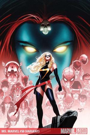 Ms. Marvel (2006) #50 (VARIANT)
