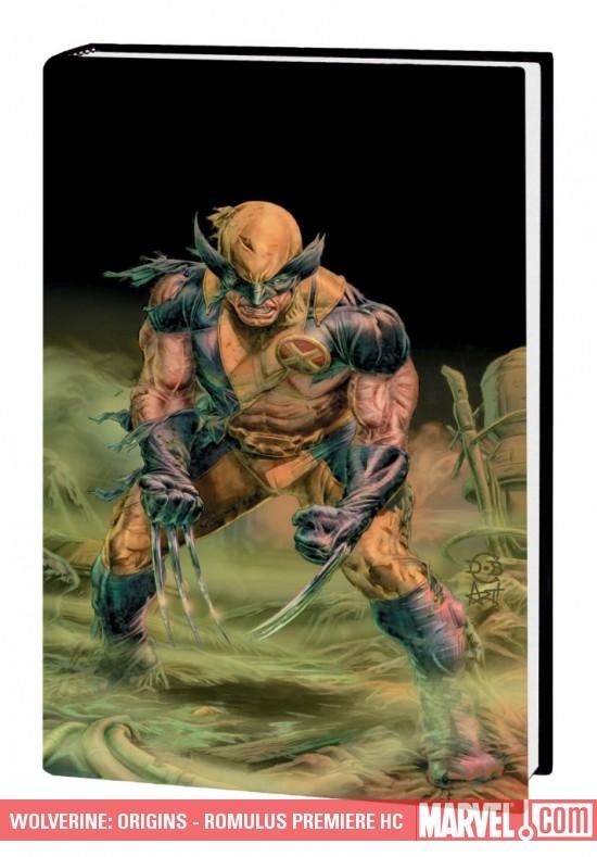 Wolverine: Origins - Romulus (Hardcover)