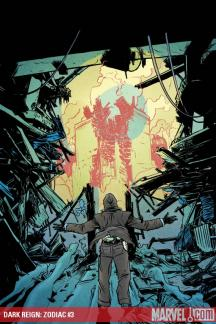 Dark Reign: Zodiac #3