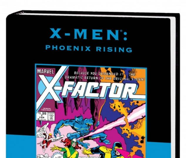 X-MEN: PHOENIX RISING (DM ONLY)