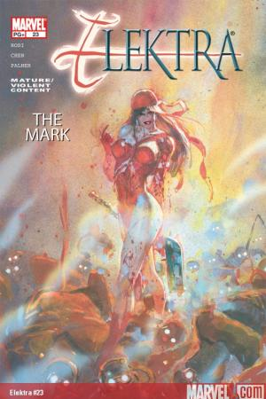 Elektra Vol. III: Relentless (Trade Paperback)