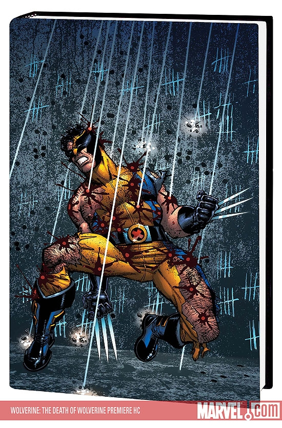 Wolverine: The Death of Wolverine Premiere (Hardcover)
