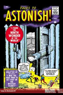 Tales to Astonish (1959) #1